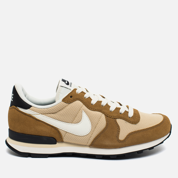 Мужские кроссовки Nike Internationalist Vegas Gold/Sail/Rocky Tan/Black