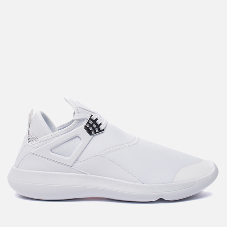 Мужские кроссовки Jordan Fly '89 White/White/Chrome/White