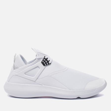 Мужские кроссовки Jordan Fly '89 White/White/Chrome/White