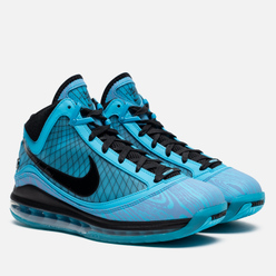 Мужские кроссовки Nike Lebron VII QS All-Star Chlorine Blue/Black
