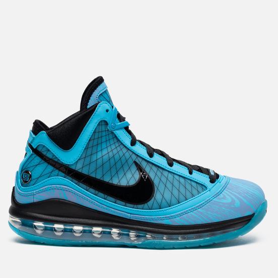 Мужские кроссовки Nike Lebron VII QS All-Star Chlorine Blue/Black