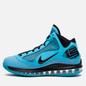 Мужские кроссовки Nike Lebron VII QS All-Star Chlorine Blue/Black фото - 5