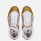 Мужские кроссовки Nike Lebron VII QS China Moon White/White/Metallic Gold фото - 1