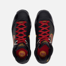 Мужские кроссовки Nike Lebron VII QS Fairfax Away Black/Varsity Red/Varsity Maize фото- 1