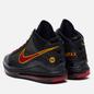 Мужские кроссовки Nike Lebron VII QS Fairfax Away Black/Varsity Red/Varsity Maize фото - 2