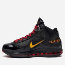 Мужские кроссовки Nike Lebron VII QS Fairfax Away Black/Varsity Red/Varsity Maize фото- 5