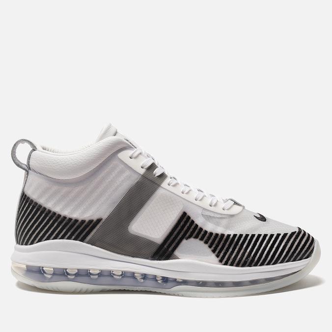 7dd0e273b21 Мужские кроссовки Nike LeBron x John Elliott Icon QS White Black ...