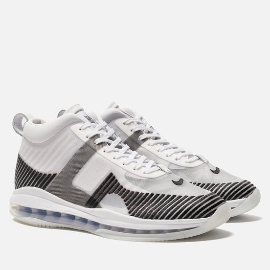 Мужские кроссовки Nike LeBron x John Elliott Icon QS White/Black