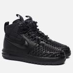 Мужские кроссовки Nike Lunar Force 1 Duckboot '17 Black/Black/Anthracite фото- 1