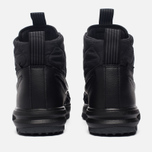 Мужские кроссовки Nike Lunar Force 1 Duckboot '17 Black/Black/Anthracite фото- 3