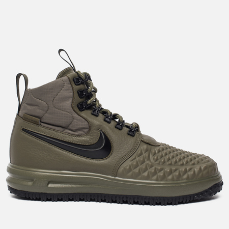 Мужские кроссовки Nike Lunar Force 1 Duckboot '17 Medium Olive/Black/Wolf Grey