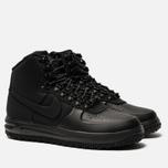 Мужские кроссовки Nike Lunar Force 1 Duckboot '18 Black/Black/Black фото- 2