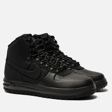 Мужские кроссовки Nike Lunar Force 1 Duckboot '18 Black/Black/Black фото- 0