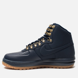 Мужские кроссовки Nike Lunar Force 1 Duckboot '18 Obsidian/Obsidian/Gum Med Brown/Black фото- 2