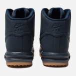 Мужские кроссовки Nike Lunar Force 1 Duckboot '18 Obsidian/Obsidian/Gum Med Brown/Black фото- 3