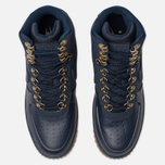 Мужские кроссовки Nike Lunar Force 1 Duckboot '18 Obsidian/Obsidian/Gum Med Brown/Black фото- 5