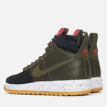 Мужские зимние кроссовки Nike Lunar Force 1 Duckboot Gum Light Brown/Dark Loden фото- 2