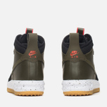 Мужские зимние кроссовки Nike Lunar Force 1 Duckboot Gum Light Brown/Dark Loden фото- 3