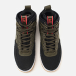 Мужские зимние кроссовки Nike Lunar Force 1 Duckboot Gum Light Brown/Dark Loden фото- 4