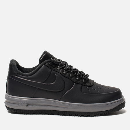 Мужские кроссовки Nike Lunar Force 1 Duckboot Low Oil Grey/Oil Grey/Black/Gunsmoke