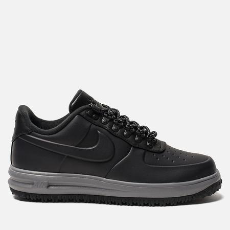 c2547cde6c8a Мужские кроссовки Nike Lunar Force 1 Duckboot Low Oil Grey Oil Grey Black