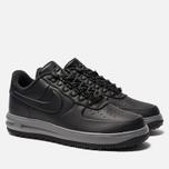 Мужские кроссовки Nike Lunar Force 1 Duckboot Low Oil Grey/Oil Grey/Black/Gunsmoke фото- 2