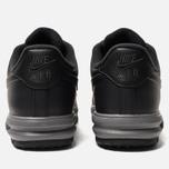 Мужские кроссовки Nike Lunar Force 1 Duckboot Low Oil Grey/Oil Grey/Black/Gunsmoke фото- 3