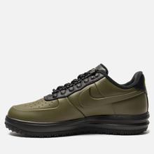 Мужские кроссовки Nike Lunar Force 1 Duckboot Low Olive Canvas/Olive Canvas/Black/Volt фото- 2