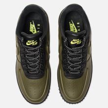 Мужские кроссовки Nike Lunar Force 1 Duckboot Low Olive Canvas/Olive Canvas/Black/Volt фото- 5