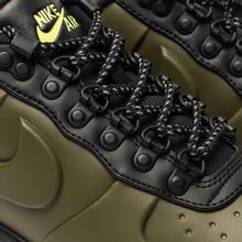 Мужские кроссовки Nike Lunar Force 1 Duckboot Low Olive Canvas/Olive Canvas/Black/Volt фото- 6