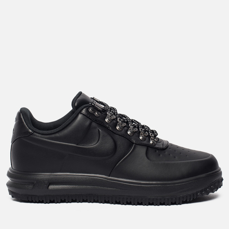 Мужские кроссовки Nike Lunar Force 1 Duckboot Low Triple Black