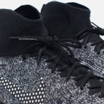 Мужские кроссовки Nike Lunar Magista II Flyknit FC Black/White фото- 5
