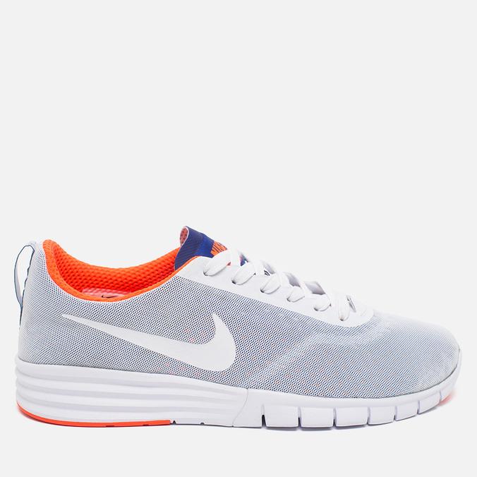 Мужские кроссовки Nike Lunar SB Paul Rodriguez 9 White