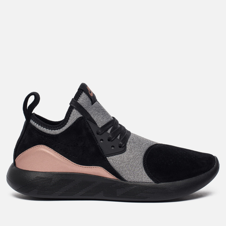 Мужские кроссовки Nike Lunarcharge Premium Black/Metallic Red Bronze