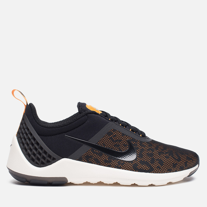 Nike Lunarestoa 2 Premium QS Men's Sneakers Black/Kumquat