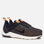 Nike Lunarestoa 2 Premium QS Men's Sneakers Black/Kumquat photo- 1