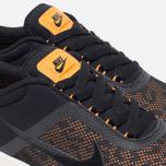 Nike Lunarestoa 2 Premium QS Men's Sneakers Black/Kumquat photo- 4