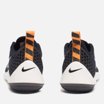 Nike Lunarestoa 2 Premium QS Men's Sneakers Black/Kumquat photo- 3