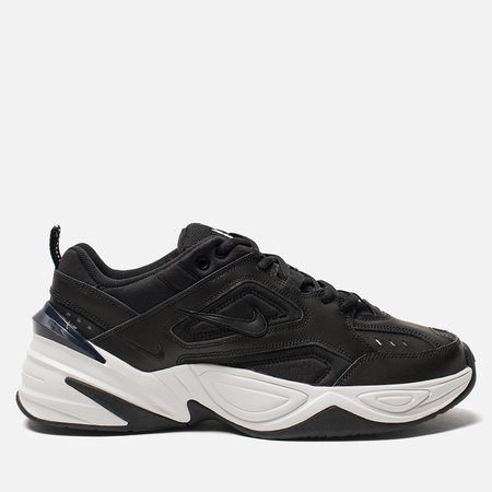 37c07156 Мужские кроссовки Nike M2K Tekno Black/Off White/Obsidian/Black