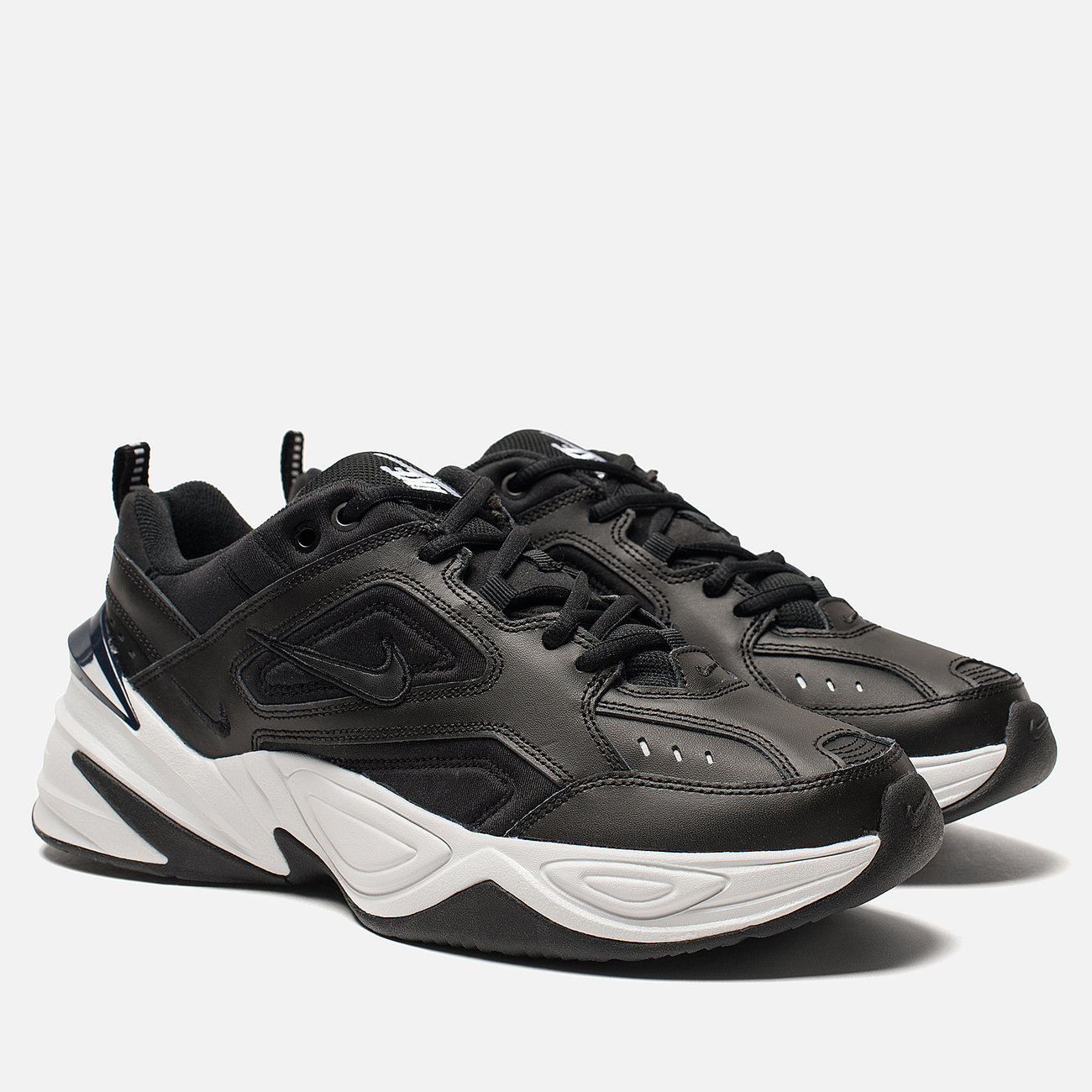 Мужские кроссовки Nike M2K Tekno Black/Off White/Obsidian/Black