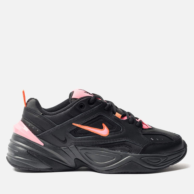 Мужские кроссовки Nike M2K Tekno Black/Sunset Pulse/Off Noir