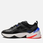 Мужские кроссовки Nike M2K Tekno Dark Grey/Black/Baroque Brown/Racer Blue фото- 1