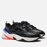 Мужские кроссовки Nike M2K Tekno Dark Grey/Black/Baroque Brown/Racer Blue фото- 2