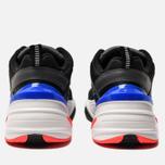 Мужские кроссовки Nike M2K Tekno Dark Grey/Black/Baroque Brown/Racer Blue фото- 4