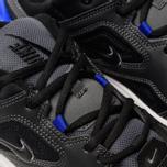 Мужские кроссовки Nike M2K Tekno Dark Grey/Black/Baroque Brown/Racer Blue фото- 6
