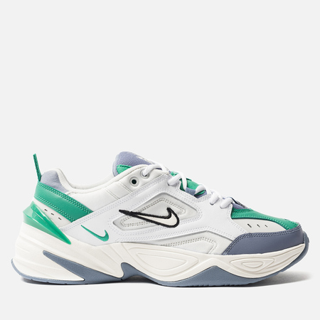 Мужские кроссовки Nike M2K Tekno Platinum Tint/Sail/Lucid Green