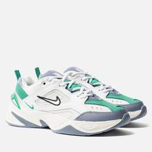 Мужские кроссовки Nike M2K Tekno Platinum Tint/Sail/Lucid Green фото- 0