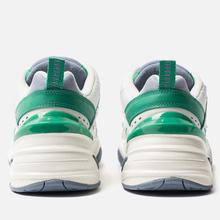 Мужские кроссовки Nike M2K Tekno Platinum Tint/Sail/Lucid Green фото- 2