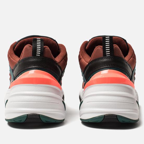 Мужские кроссовки Nike M2K Tekno Pueblo Brown/Black/Rainforest