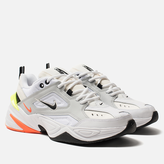 Мужские кроссовки Nike M2K Tekno Pure Platinum/Black/Sail/White